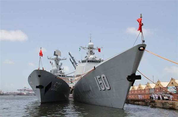 China may soon establish a naval base in U.S. ally Pakistan, @WajSKhan reports for @NBCNews