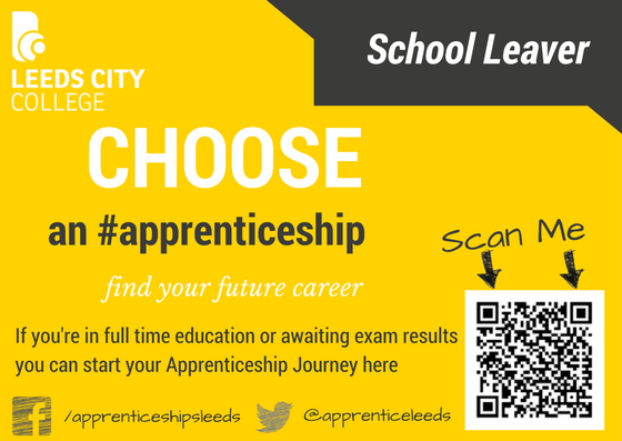 test Twitter Media - RT @ApprenticeLeeds: Applying for an #Apprenticeship couldn't be easier click, pick, apply - https://t.co/EQvVSQXuEz https://t.co/pC5kzWqGXc