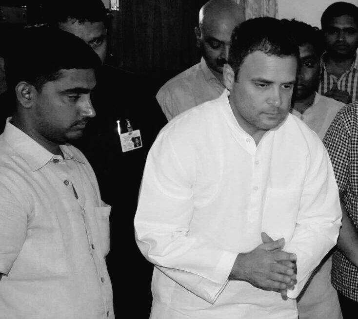 Wishing you a very Happy, Prosperous, and Healthy, Birthday Rahul gandhi ji...