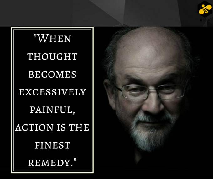 Happy birthday Salman Rushdie!