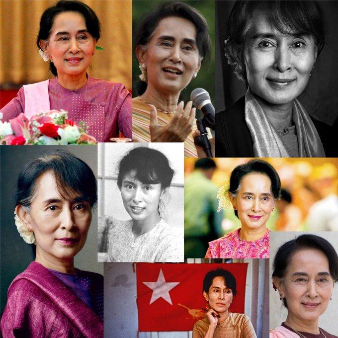 Happy Birthday Aung San Suu Kyi!!!!