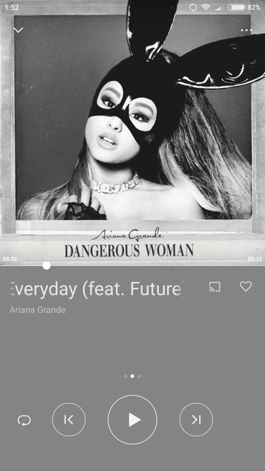 Morning with Ariana Grande songs   Happy birthday to me