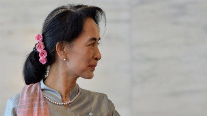 Happy Birthday, Aung San Suu Kyi!