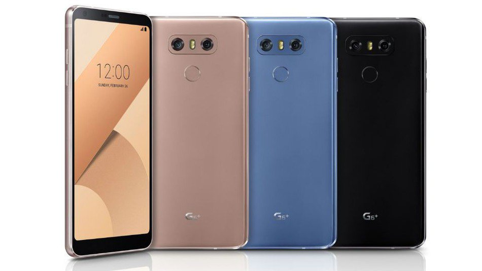 LG launches super-powered version of its G6 flagship https://t.co/LBpc6PZE1y https://t.co/QmBskZvj1e