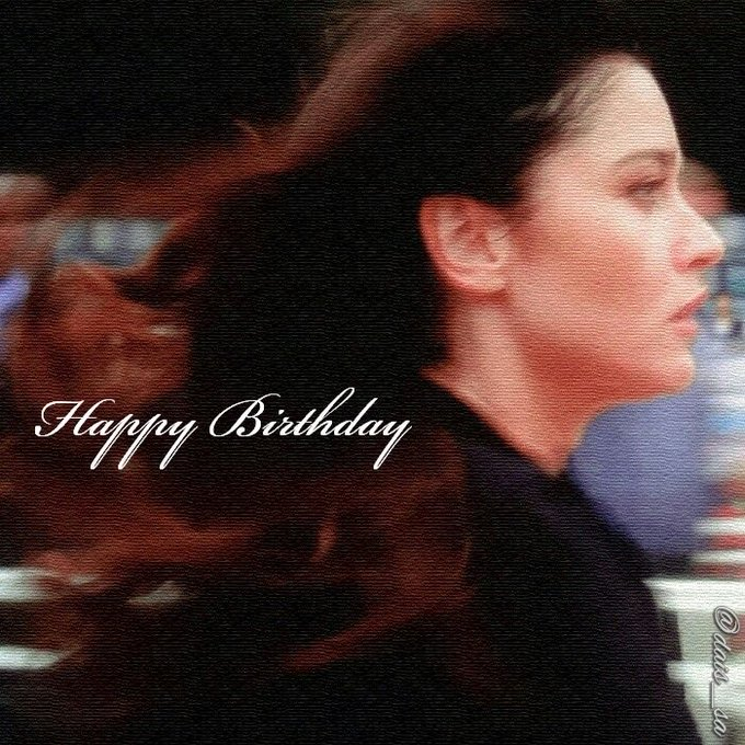 Happy Birthday Robin Tunney