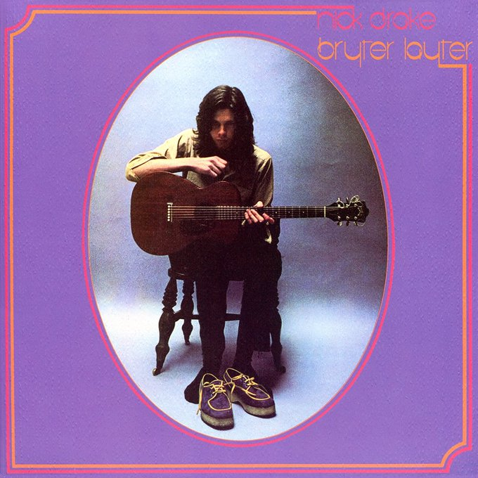 Happy Birthday Nick Drake (19 June 1948 25 November 1974)