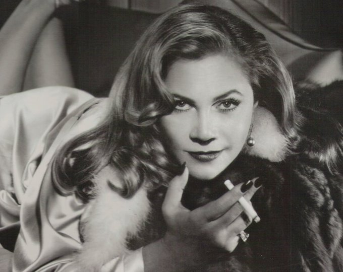 Happy birthday, Kathleen Turner.