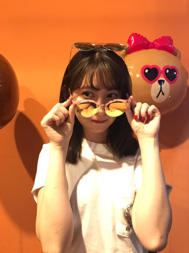 💖プレゼント💖小嶋陽菜さんが選んだサングラスを1名様に🎉この投稿をRT&フォローで応募完了😉当選者にDMします💌