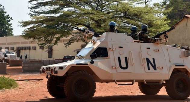 In Rome, Central Africa govt inks peace deal with rebel groups