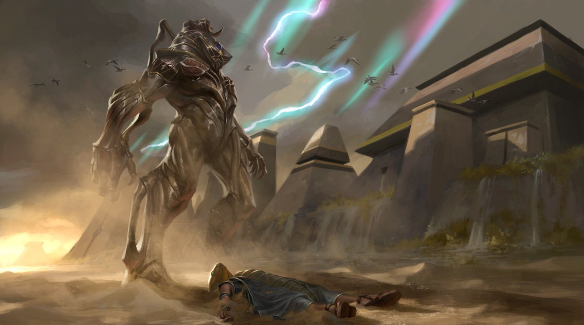 test Twitter Media - Diabolic Edict was previewed by WotC. I didn't realize this painting would be used for a card, hence the aspect ratio. #MTGHOU #mtg https://t.co/wigOhZXP22