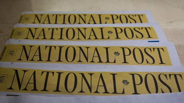 Postmedia to cut National Post's Monday print edition from @GlobeBusiness