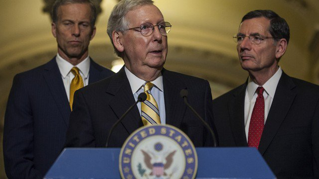 Senate GOP considers deeper Medicaid cuts than House ObamaCare repeal bill https://t.co/s9jVFMFvJI https://t.co/Ml5HqlD01l