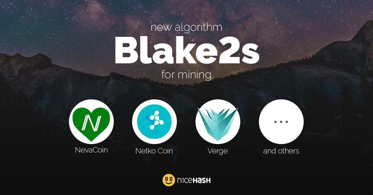 Blake2s