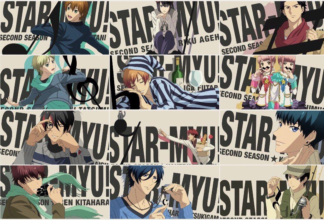 2期最終幕が終わったので2期、1期、OVAのアイキャッチを纏めてみました!!本当に可愛いしとっても癒される!!ので是非見