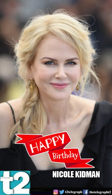 Happy birthday, Nicole Kidman! or pick a Nicole fave.
