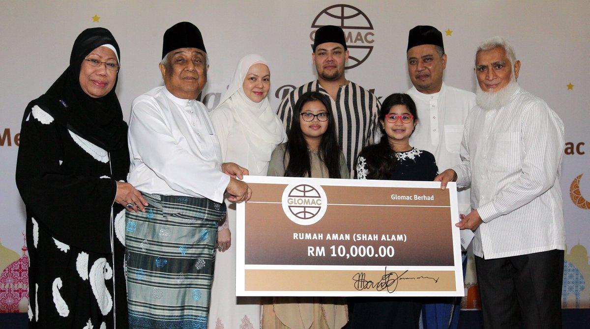 Glomac treats Rumah Aman children to Ramadan buka puasa feast