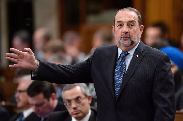 Longtime Conservative MP Denis Lebel quitting politics