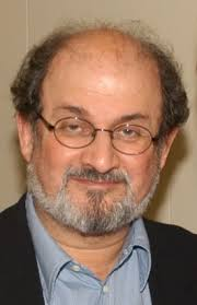 "Happy Birthday, Salman Rushdie, author of ""Midnight\s Children\"""