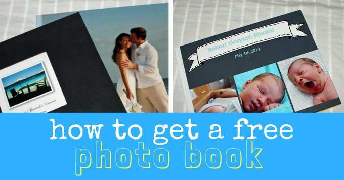 Free Shutterfly Photo book Deal deal freebie shutterfly