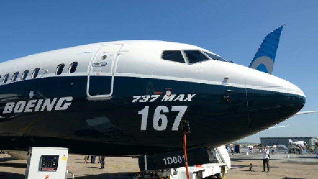 Boeing announces latest plane at Paris Air Show