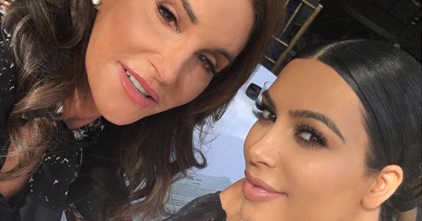 "Kim Kardashian is hopeful that her family will ""work out"" the feud with Caitlyn Jenner:"
