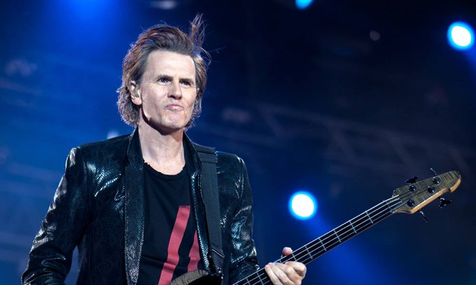 Happy Birthday Mr. Nigel John Taylor from Duran Duran Radio