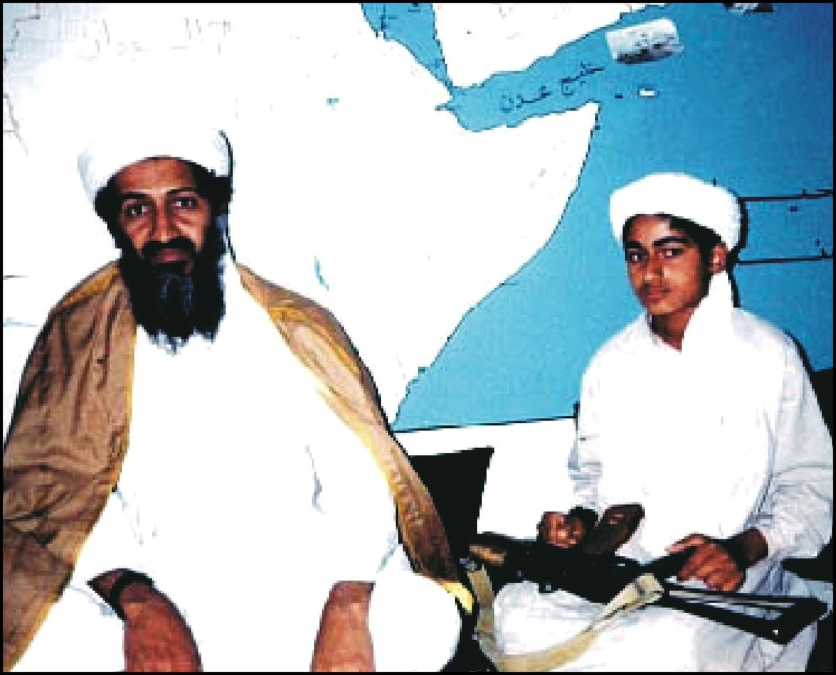 How Hamza bin Laden, Osama's son, is helping Al-Qaeda stage a deadly comeback