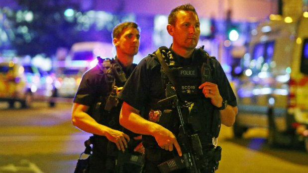 Deadly London mosque van attacker identified as Darren Osborne, 47, of Cardiff