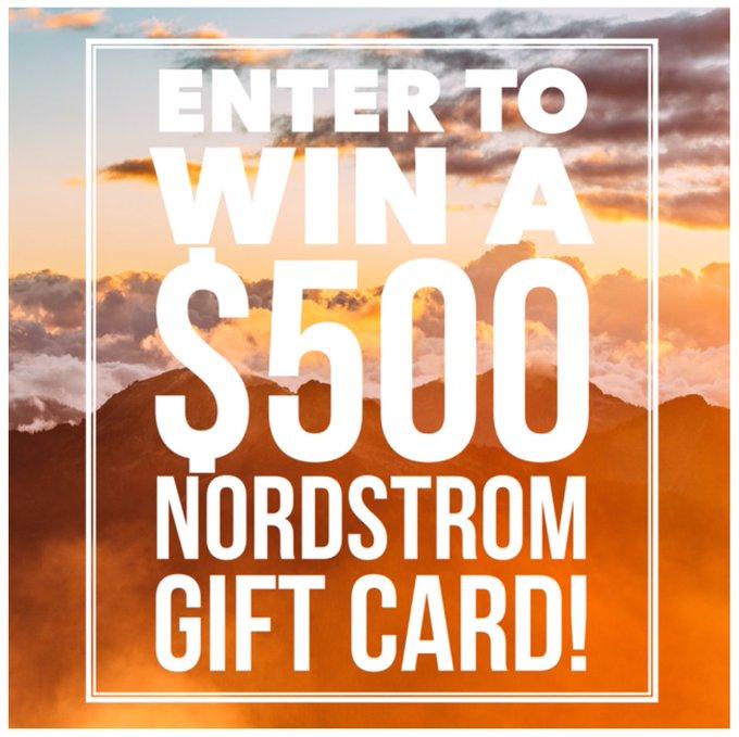free $500 Gift Card