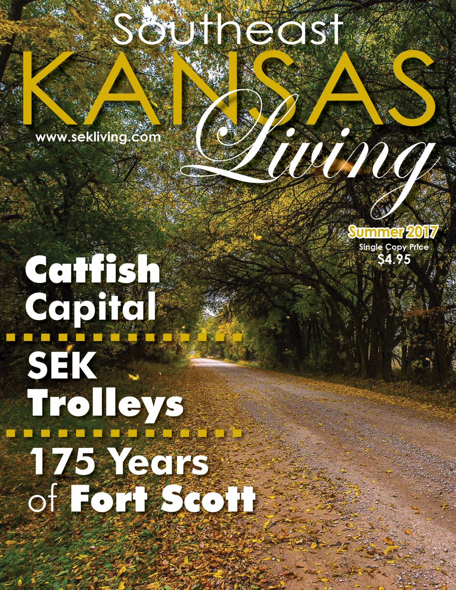 test Twitter Media - Summer officially begins this week! ☀🌻 Are you enjoying your summer issue of Southeast Kansas Living? Get it now! https://t.co/GHLoiuobIz https://t.co/FYyW1lS3V4