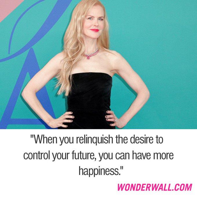Happy Birthday to Nicole Kidman!