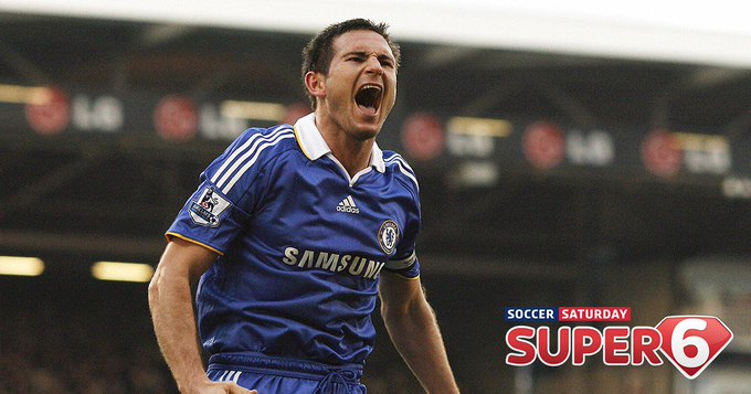 Happy Birthday Frank Lampard.