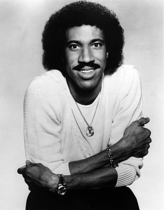 Happy Birthday Lionel Richie (June 20, 1949) Motown singer of The Commodores.  Video: