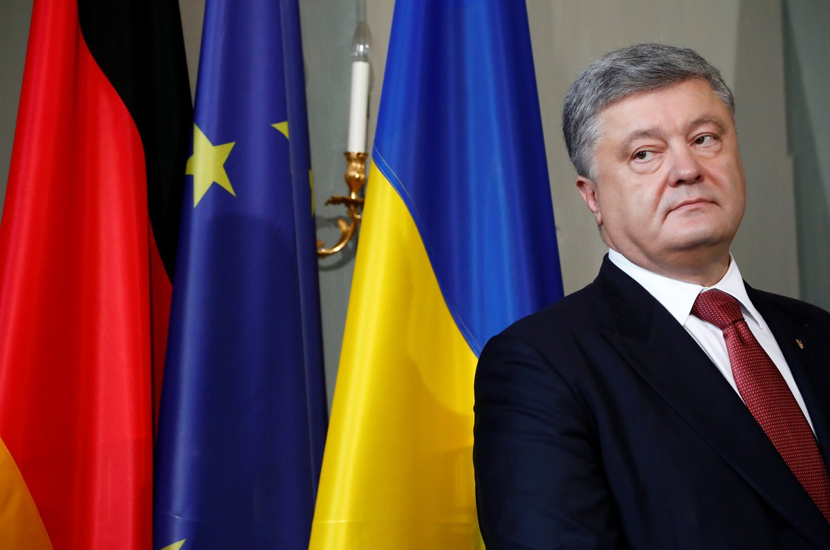 US Vice President Mike Pence to host Ukraine's Poroshenko, Trump unclear