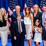 Trump kids flood social media with vintage photos of President Donald Trump for Father's Day