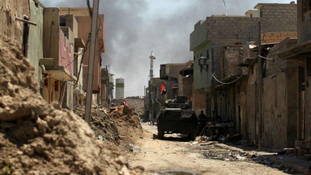 French journalist killed in Iraq's Mosul