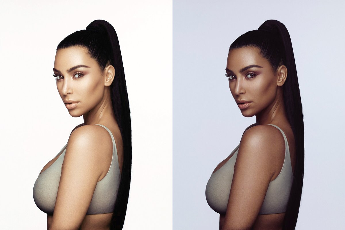 Kim Kardashian has addressed that 'blackface' drama with a fairly simple explanation