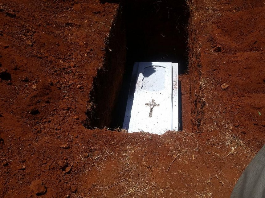Shock as one-month infant 'resurrects' at her burial in Mwingi