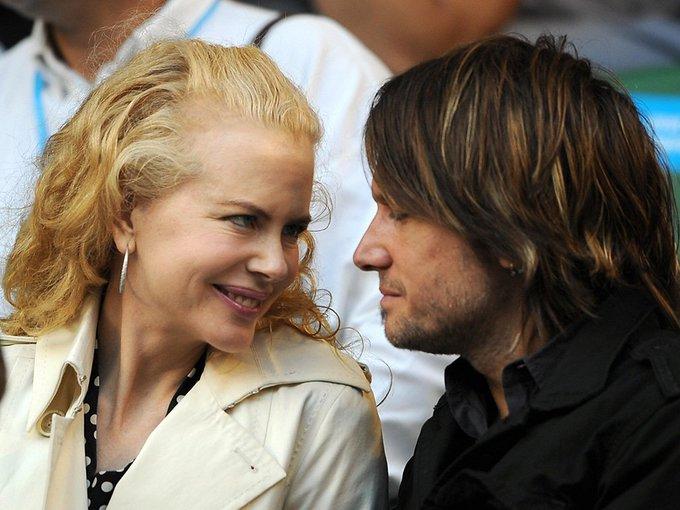 Happy 50th birthday, Nicole Kidman