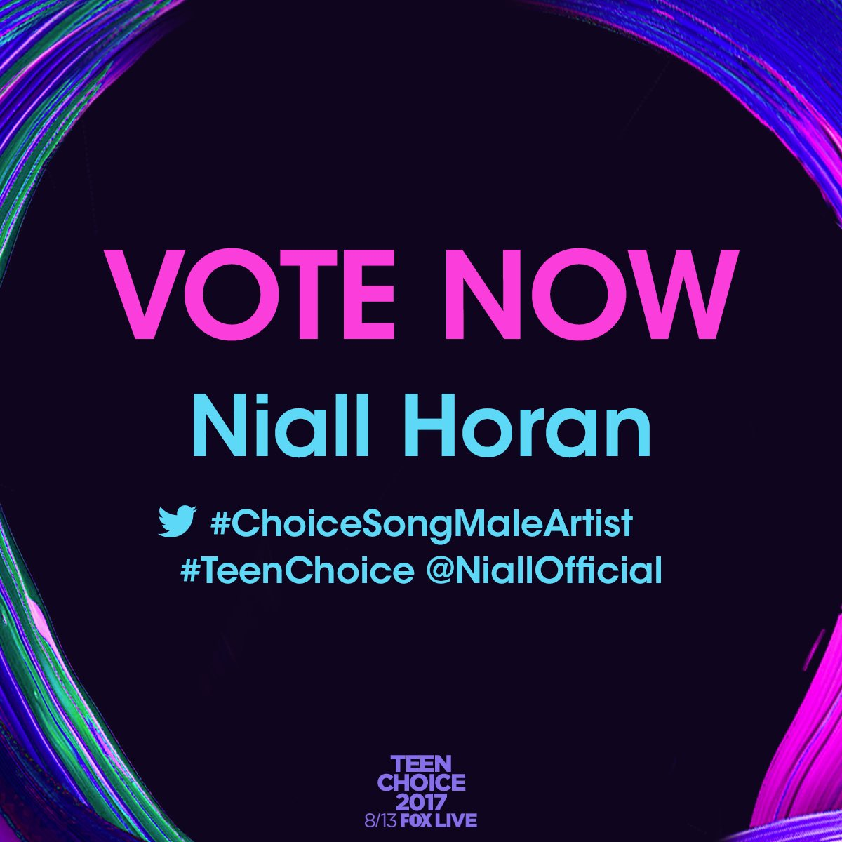 #ChoiceSongMaleArtist #Teenchoice https://t.co/DQgjkPepMz