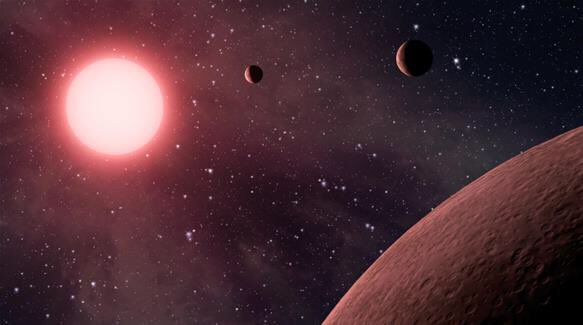 NASA telescope finds 10 new planets that could support life