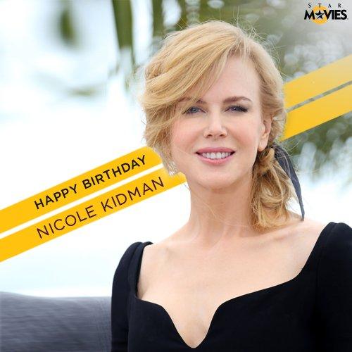 Happy Birthday to the gorgeous Nicole Kidman!