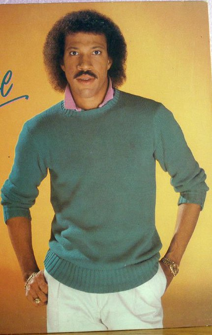 Happy Birthday to Lionel Richie who turns 68 today!