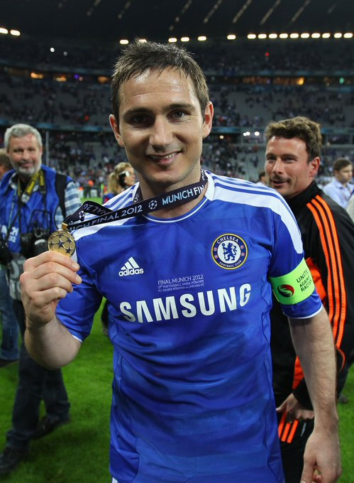 Happy birthday to a Chelsea legend - Frank Lampard!