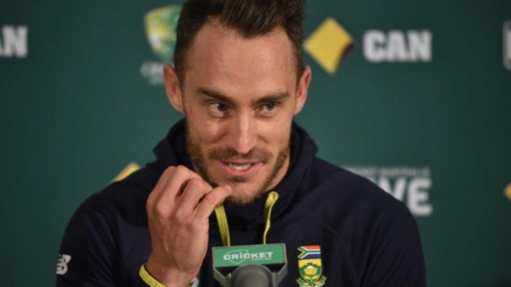 Du Plessis hopes Global League can halt South Africa talent exodus