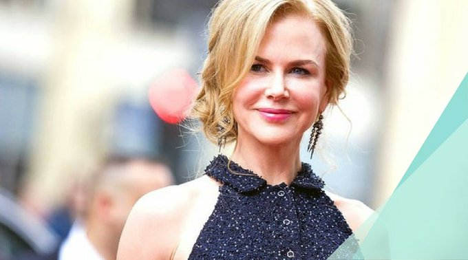 Happy 50th birthday to one of my favourite Aussies - the gorgeous Nicole Kidman!