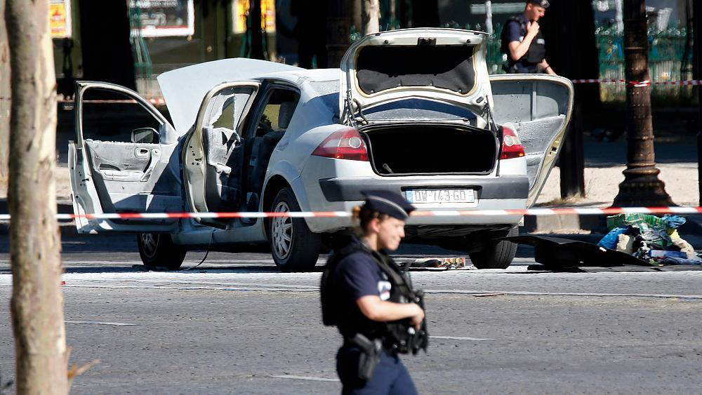 Paris attack driver 'had firearms license' despite being known to police