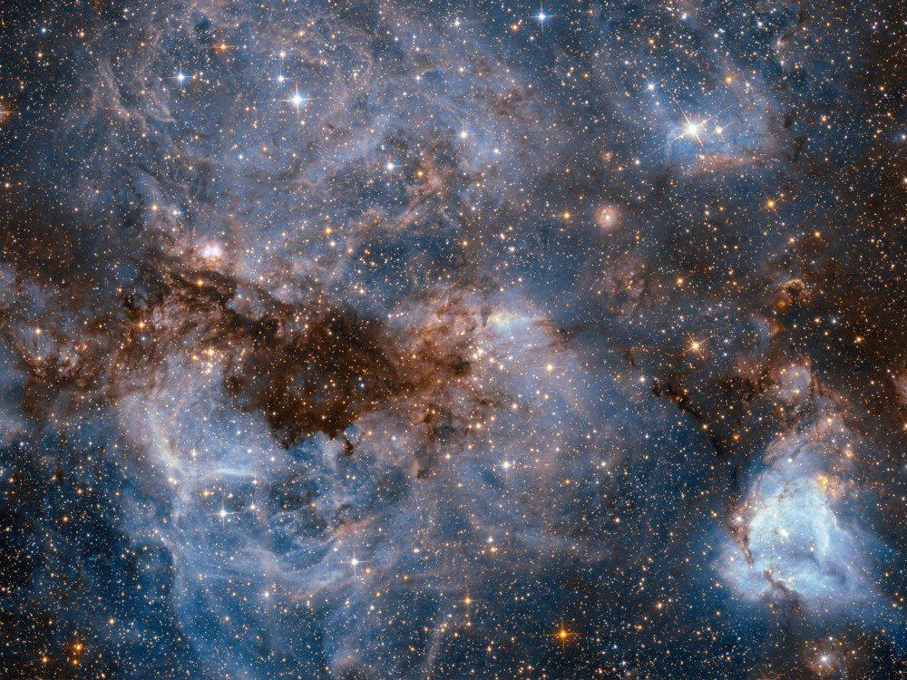 Una maravillosa incubadora de estrellas *_*  https://t.co/rbfK4kghxz #ciencia #estrellas #Hubble https://t.co/5zWXEFi7ei
