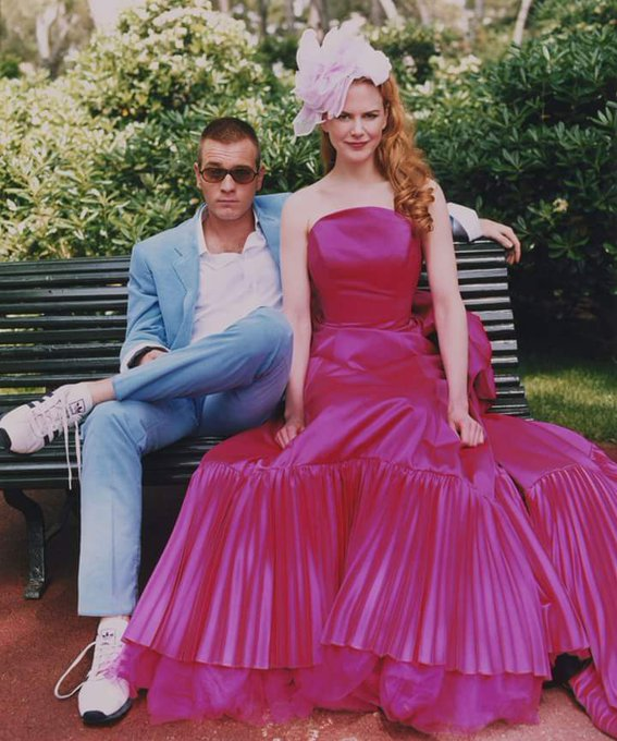 Happy birthday to the fabulous Nicole Kidman! Lovely pic with