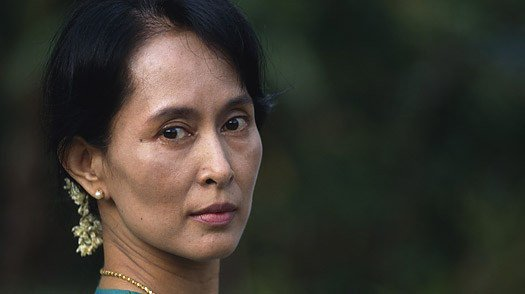 Belated June 19 Happy Birthday to Aung San Suu Kyi!  19